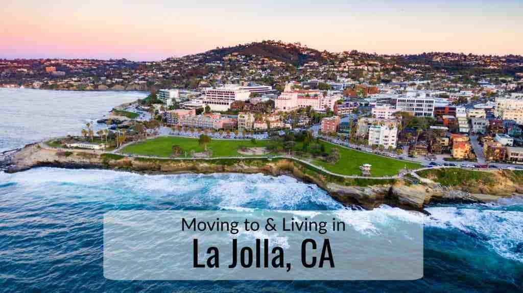 What city is La Jolla in?